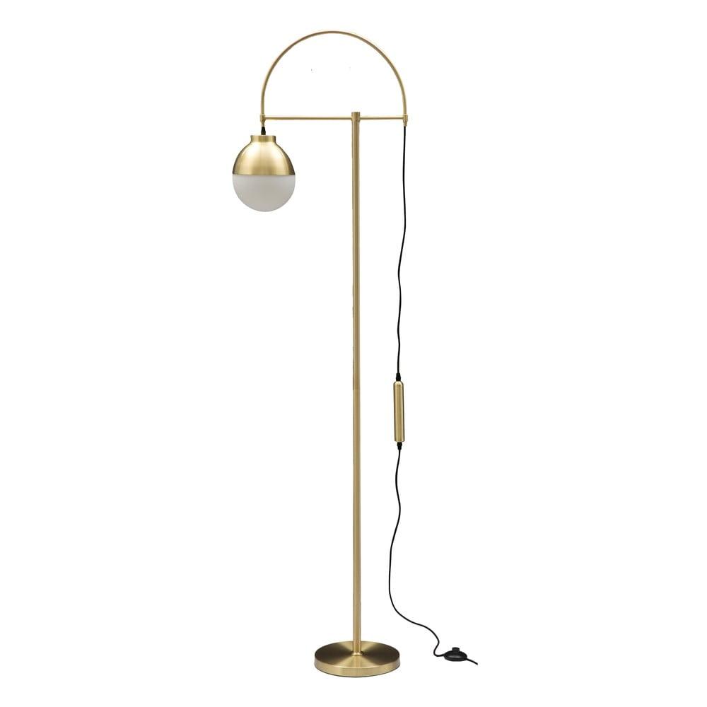 Volně stojící lampa ve zlaté barvě MauroFerrettiElegant