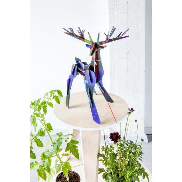 3D skládačka Totem Stag