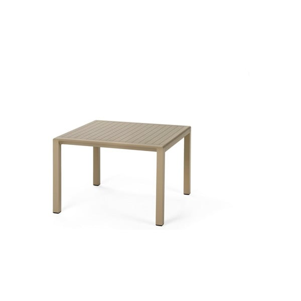 Sada 2ks křeslo Aria Avana Caffé + stůl Aria Avana 60 x 60 cm