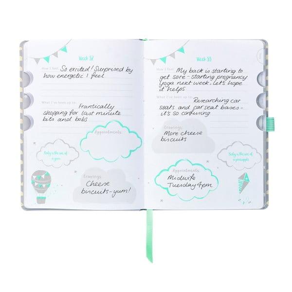 Těhotenský deník Busy B Pregnancy Journal