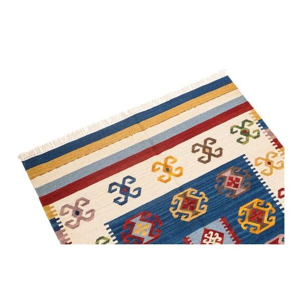 Ručně tkaný koberec Kilim Dalush 105, 120x70 cm