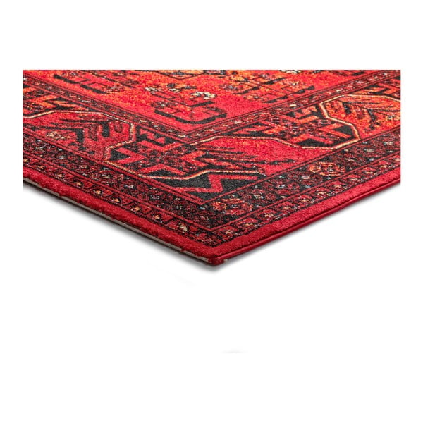 Tmavě červený koberec Universal Classic Red, 120x170cm