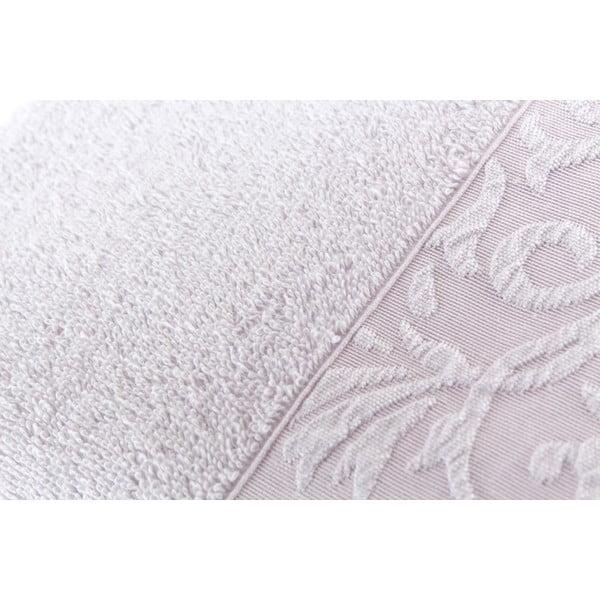 Sada 2 světle fialových ručníků Burumcuk, 50 x 90 cm