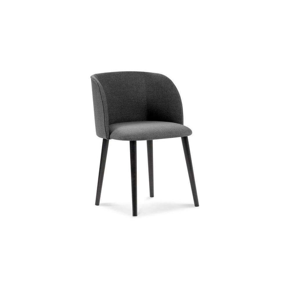 Produktové foto Tmavě šedá jídelní židle Windsor & Co Sofas Antheia