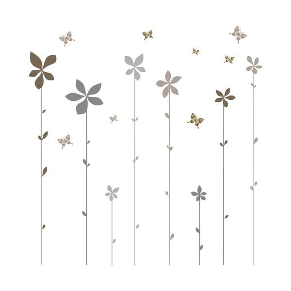 Dekorativní samolepka Eurographics Flowers Summer
