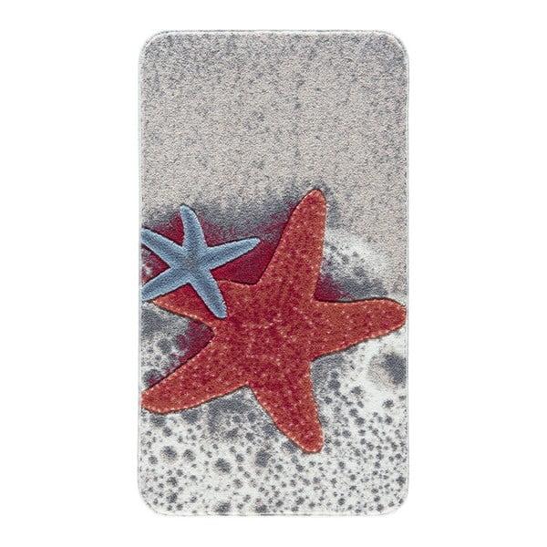 Koupelnová předložka Starfish, 50 x 57 cm