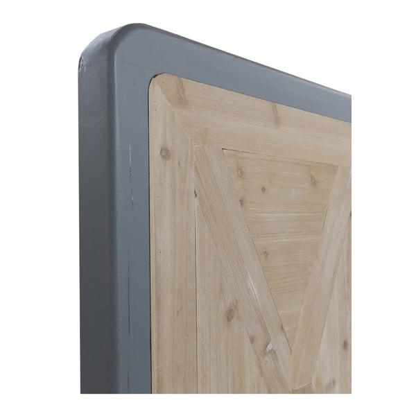 Tăblie din lemn Geese Rustico Natura, 120 x 110 cm