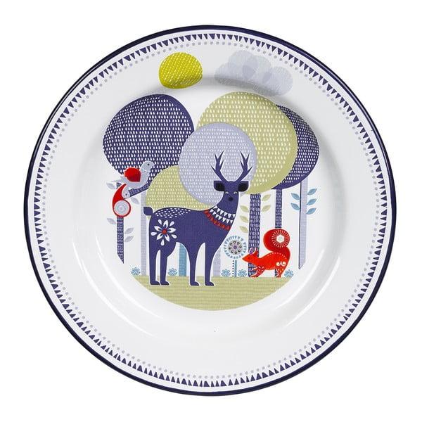Sada 2 talířů Folklore