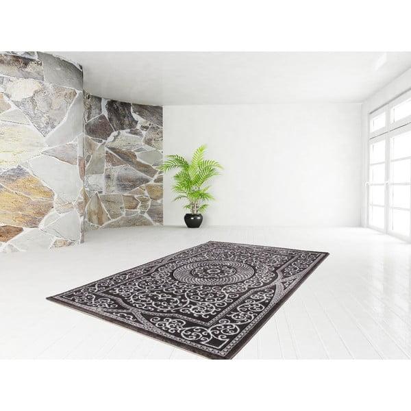Koberec Ina Anthracite, 160x230 cm