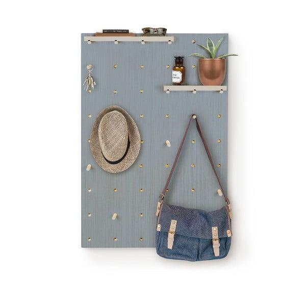 Nástěnka s poličkami Pegboard Azul