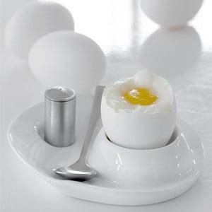 Porcelánový kalíšek na vejce Steel Function Milano