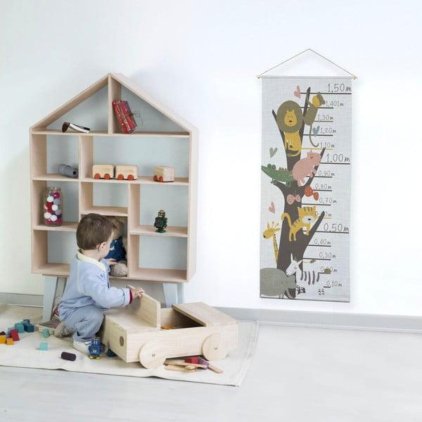 Dětský metr na stěnu Little Nice Things Tree