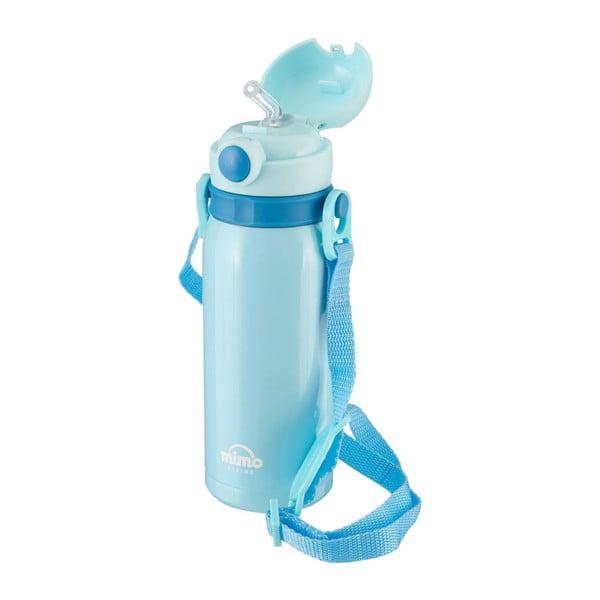 Světle modrá termolahev Premier Housewares Mimo Kids,450ml