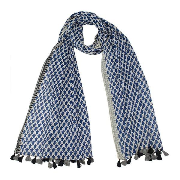 Šátek Svenja Blue