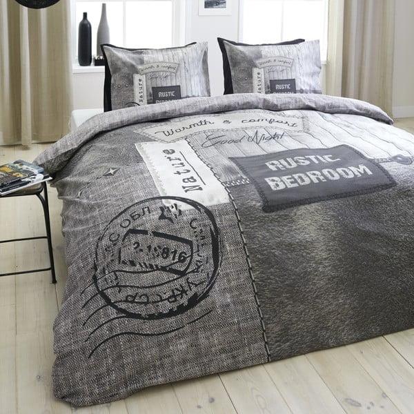 Povlečení Bedroom Taupe, 140x200 cm