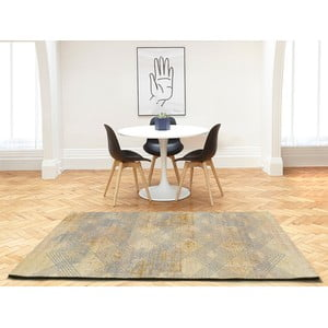 Šedý koberec Universal Nagoya, 140 x 200 cm