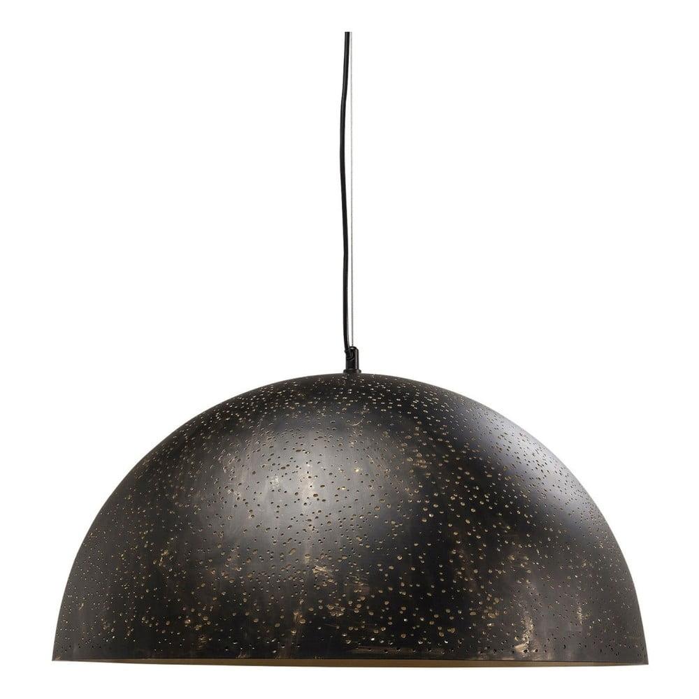 Černé stropní svítidlo Kare Design Firmamento Wok