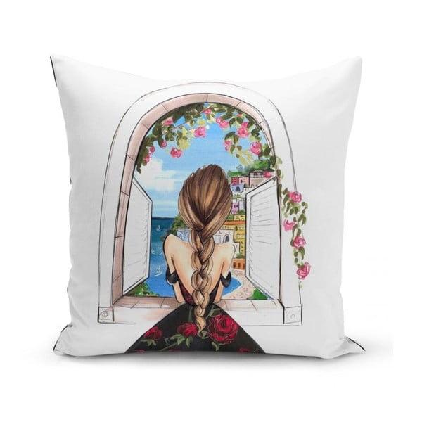 Față de pernă Minimalist Cushion Covers Samia, 45 x 45 cm