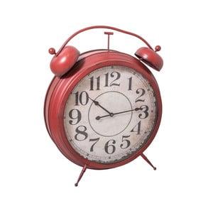 Stolní hodiny Red Clock Antic