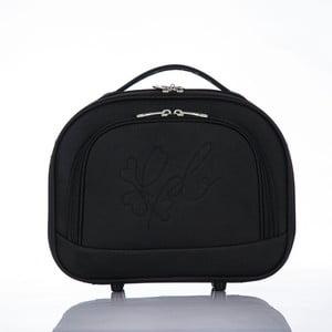 Černé příruční zavazadlo Les P'tites Bombes