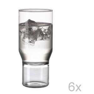 Sada 6 sklenic Funky Water