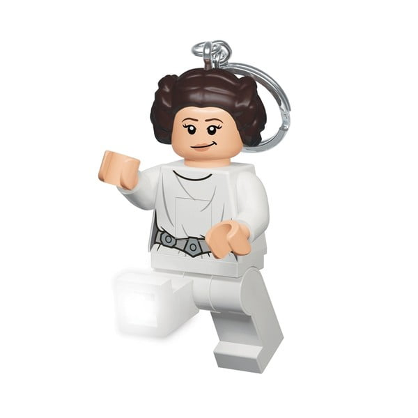Breloc luminos LEGO® Star Wars Princess Leia