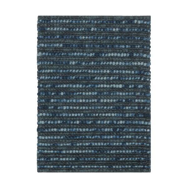 Koberec Mallawi Blue, 91x152 cm