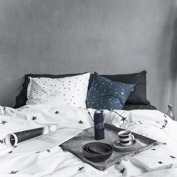 Bavlněný povlak na peřinu Blanc Constellation, 200x200cm