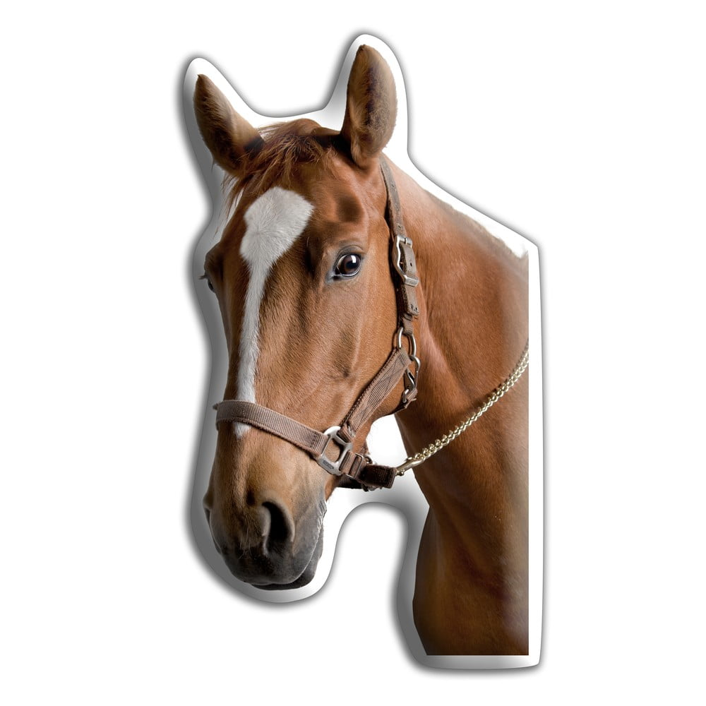 Polštářek s potiskem koně AdorableCushions