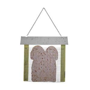 Suport pentru hrănit păsări Esschert Design, lățime 19,5 cm