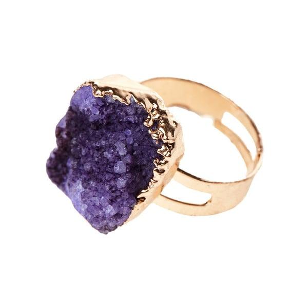 Marriane aranyszínű gyűrű - NOMA