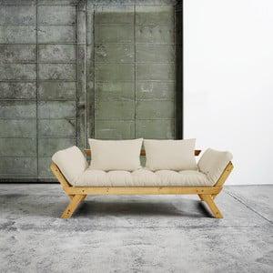 Canapea extensibilă Karup Bebop Honey/Vision