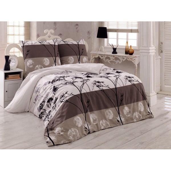 Lenjerie de pat cu cearșaf Blezza, 220x200cm