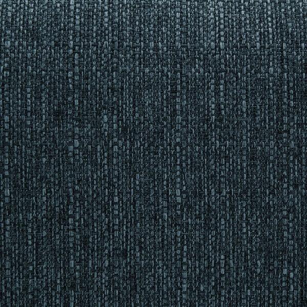 Modrá rohová pohovka s lenoškou na pravé straně Vivonita Milton