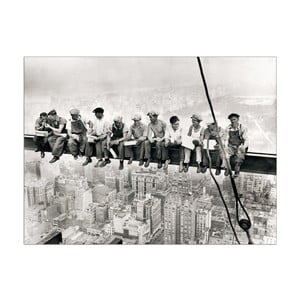 Obraz Bettman - Arch Rockefeller Center, 80x60 cm