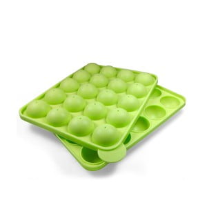 Silikonová pečící forma na cake pops Jocca Green