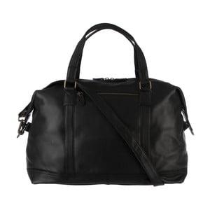 Kožená pánská taška Cabin Black