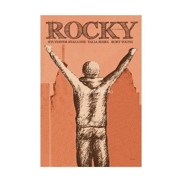 Plakát Rocky