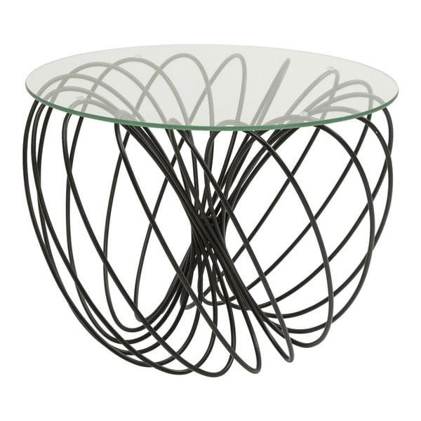 Wire Ball tárolóasztal, ⌀ 60 cm - Kare Design