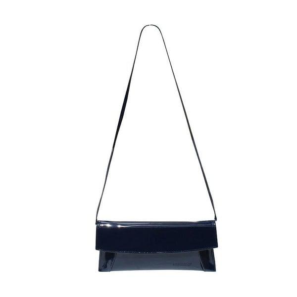 Kožená kabelka/psaníčko Boscollo Navy 2262