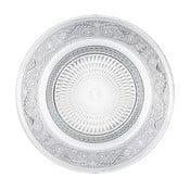 Skleněný talíř Unimasa Romance, ⌀ 25 cm