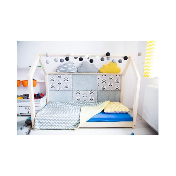 Dětská postel z borovicového dřeva  Benlemi Tery,70x160cm