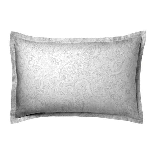 Povlak na polštář Blanco Gris, 70x90 cm