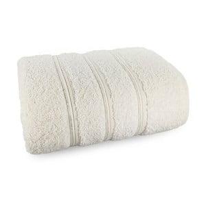Bílá osuška ze 100% bavlny Marie Lou Majo, 150 x 90 cm