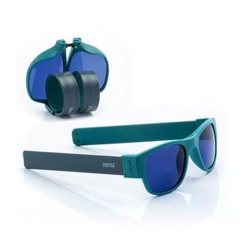 Ochelari de soare pliabili InnovaGoods Sunfold AC4, albastru poza