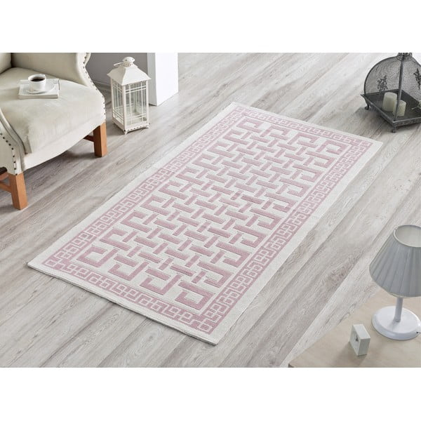Koberec Pink Greece, 120x180 cm