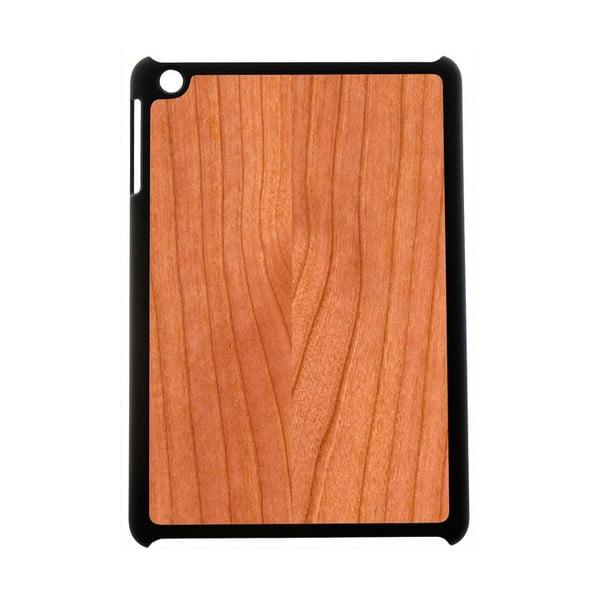 Dřevěný kryt a přední skin na iPad mini, třešeň