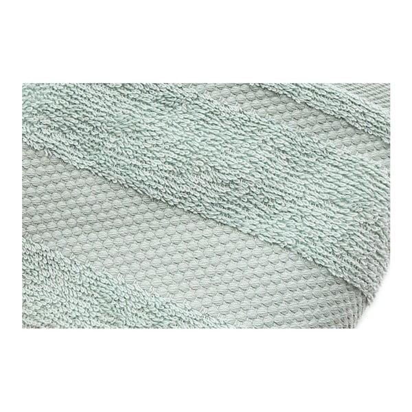 Sada 2 světle zelených ručníků Tommy