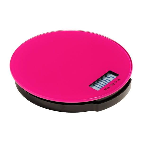 Różowa kuchenna waga cyfrowa Premier Housewares Zing
