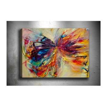 Tablou Tablo Center Butterfly, 60 x 40 cm imagine